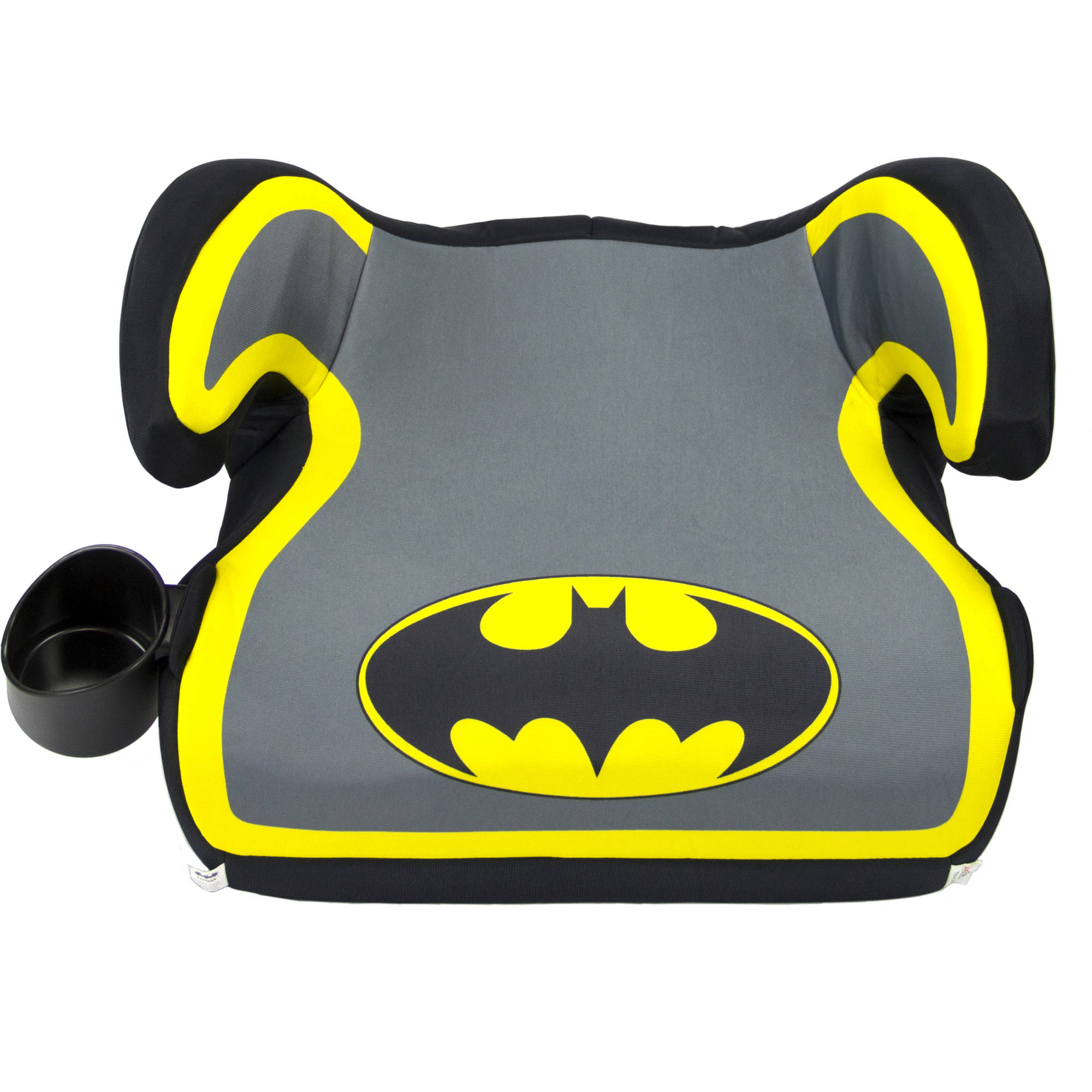 Kidsembrace Fun-Ride Backless Booster Car Seat, Batman