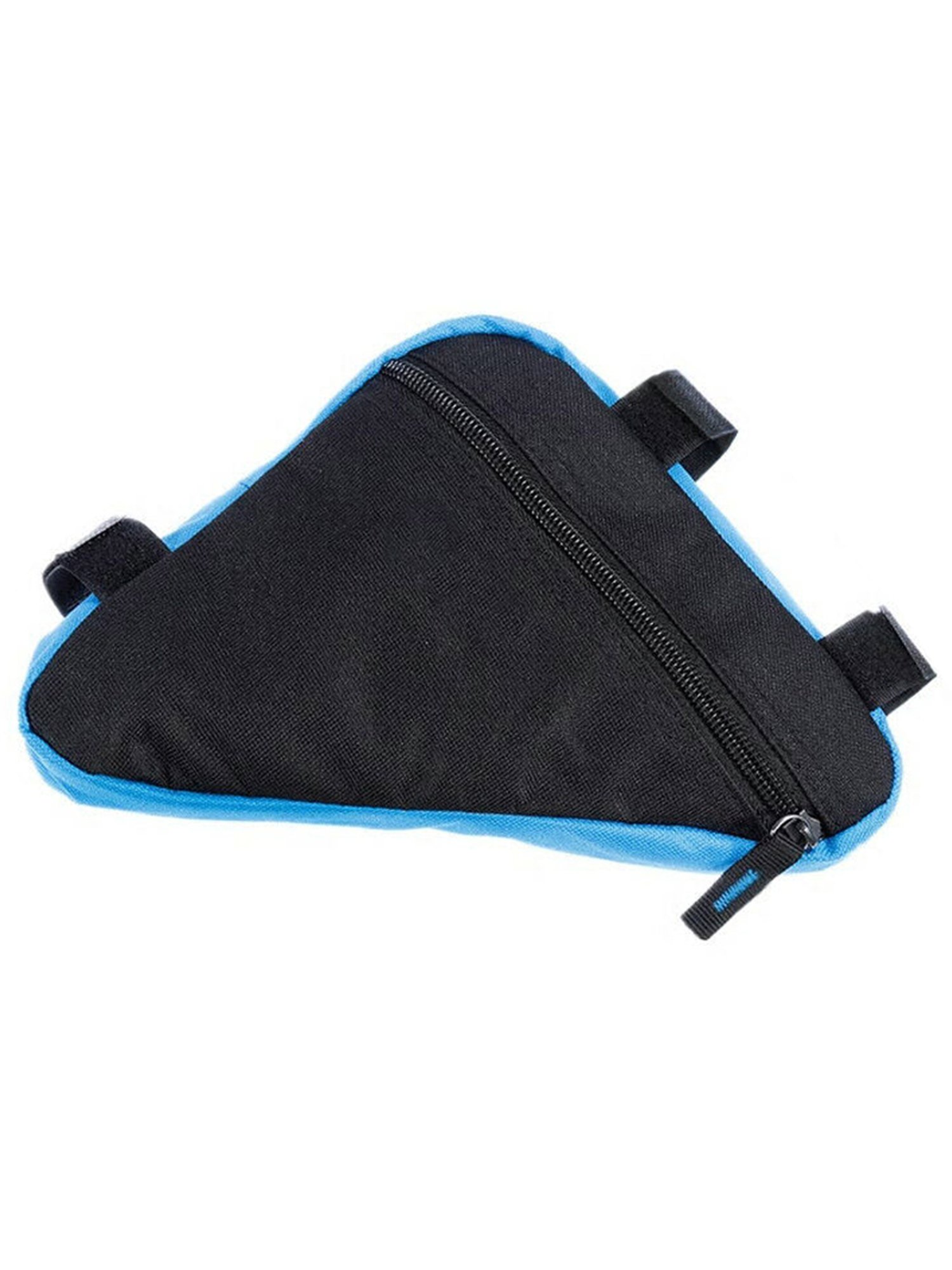 Cycling Road Bike Zipper Bicycle Small Bags Storage MTB Front Tube Pack Pouch