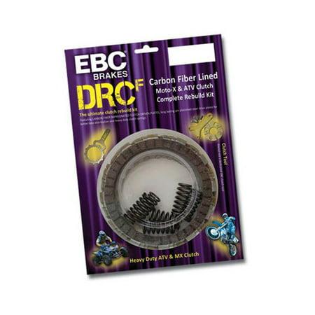 EBC DRCF Carbon Fiber Complete Clutch Kit DRCF98 Complete Replacement Carbon Fiber