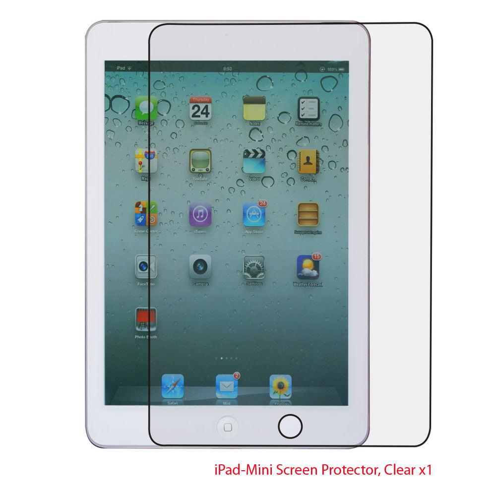 3 pack Premium HD Clear Screen Protector for iPad mini