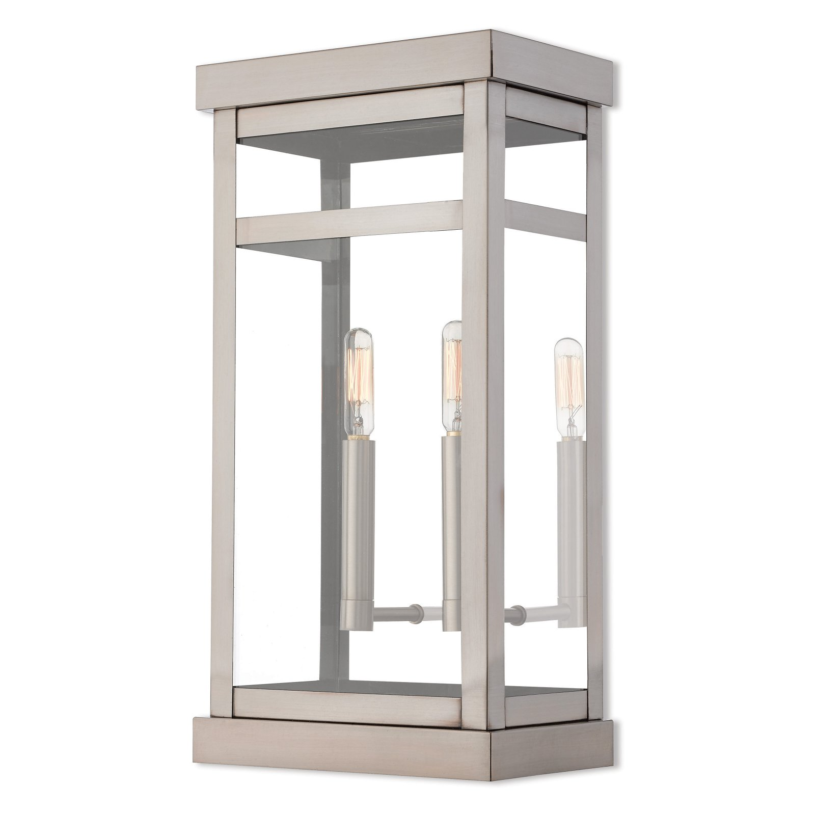 Livex Lighting Hopewell 2 Light Outdoor Wall Lantern