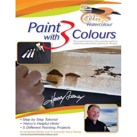 Paint With 3 Colours: This Expert Tutorial Is the Essential Guide to Mastering Watercolour Painting for All Ages - - Halloween Body Paint Tutorial