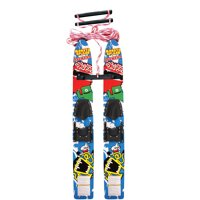 Airhead Monsta Splash Trainer Water Skis