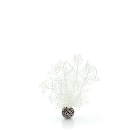 biOrb Decorative Aquarium Sea Fan, White, Small for $<!---->
