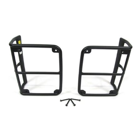 Jeep® Wrangler Performance Accessories Mopar Part # 82210270AD Black Taillamp Guards (set of 2) ()