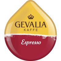 Gevalia Espresso Coffee T-Disc For Tassimo Brewing System, 16 Count
