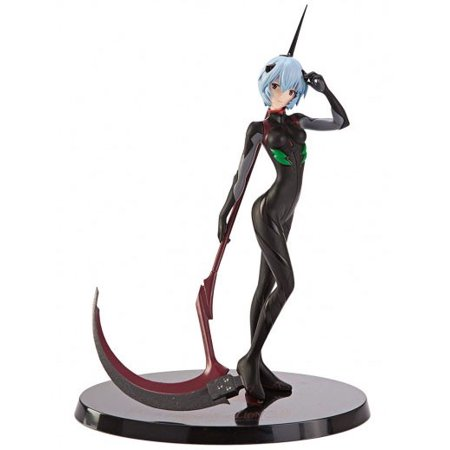 Movie Version Pvc Figure - Neon Genesis Evangelion New Movie Rei Ayanami Collectible PVC Figure