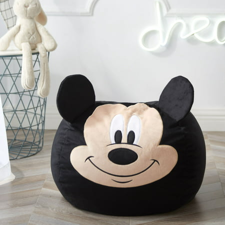 Disney Mickey Mouse Figural Bean Bag Chair - Mickey Mouse Room Ideas