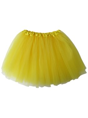 0e93490bd Yellow Girls Skirts   Scooters - Walmart.com
