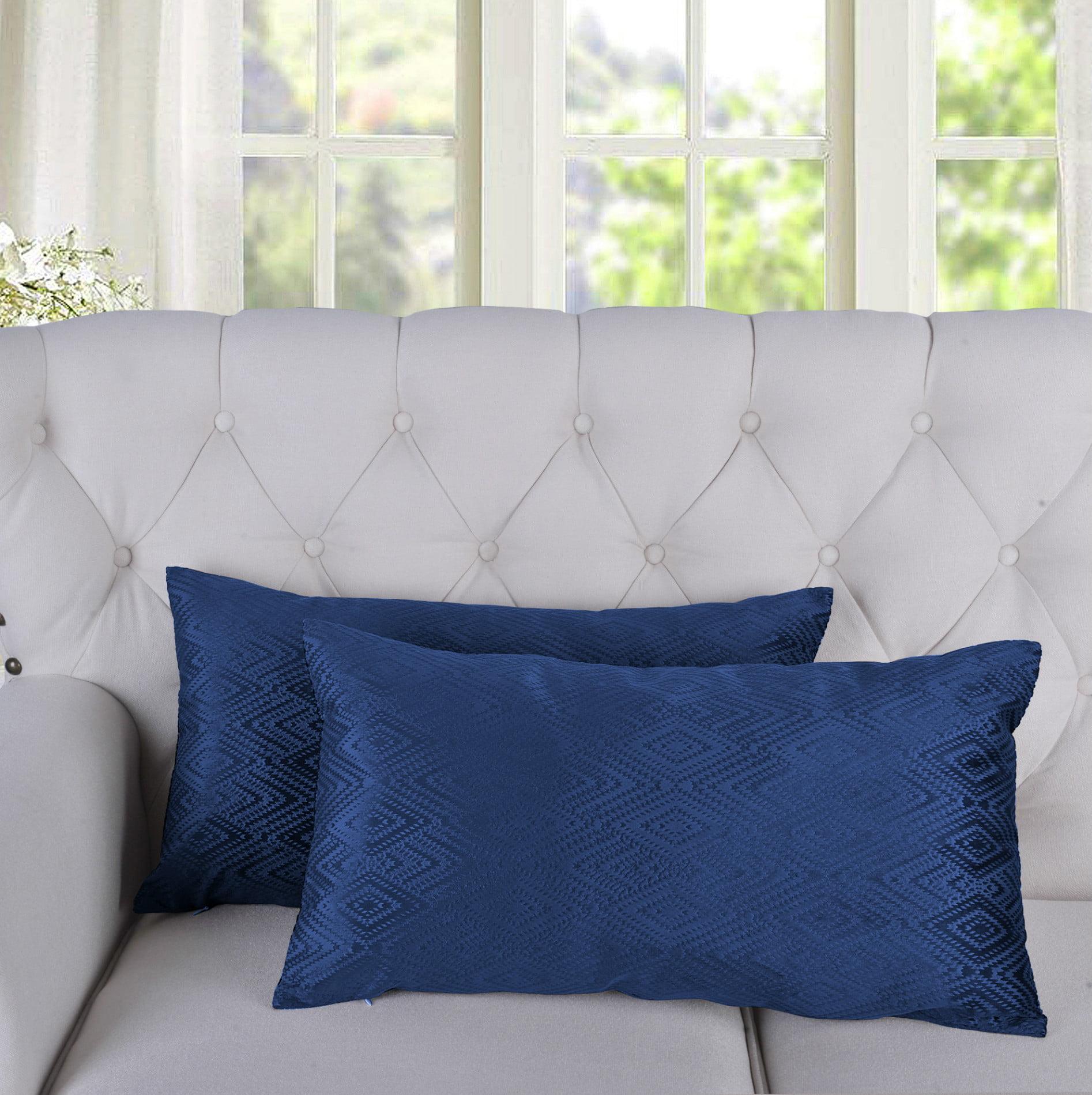 Serenta Ikat Velvet Pillow Shell Set