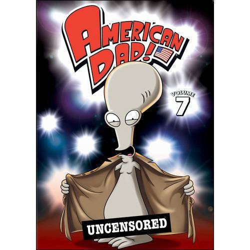 American Dad!: Volume 7 (Uncensored) (Widescreen)