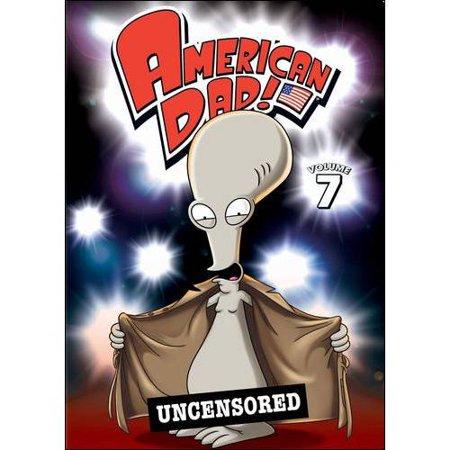 American Dad   Volume 7  Uncensored   Widescreen