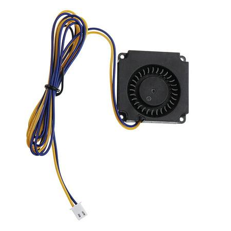 Creality 3D 40*40*10mm 24V 0.1A High Speed DC Brushless 4010 Blower Cooling Fan Brushless 24v Blower Motor