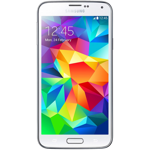 Samsung Galaxy S5 G900FD DUOS 4G 16GB GSM Dual-SIM Smartphone (Unlocked), White