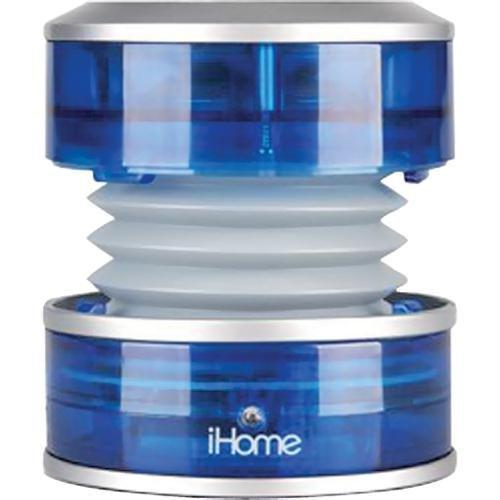 iHome iHM60 2.0 Speaker System - Blue - USB - iPod Supported