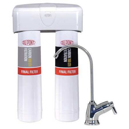 DuPont 2-Stage QuickTwist Drinking Water Filtration