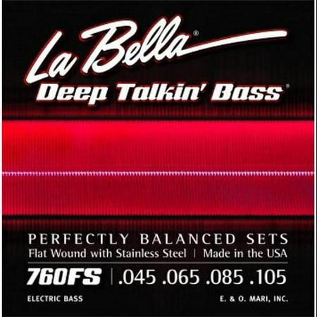 La Bella 760FS Deep Talkin