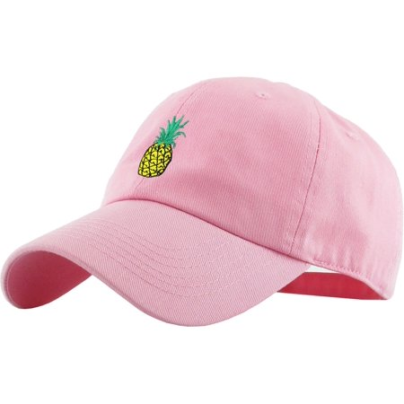 Pineapple Pink Dad Hat Baseball Cap Polo Style Unconstructed Adjustable  Banana Guac Grape Melon Berry Lemon Lime Weed Marijuana Cannabis -  Walmart.com 6db67780c0bf