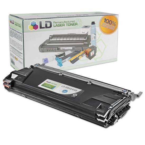 LD Remanufactured High Yield Black Laser Toner Cartridge for IBM 39V2449