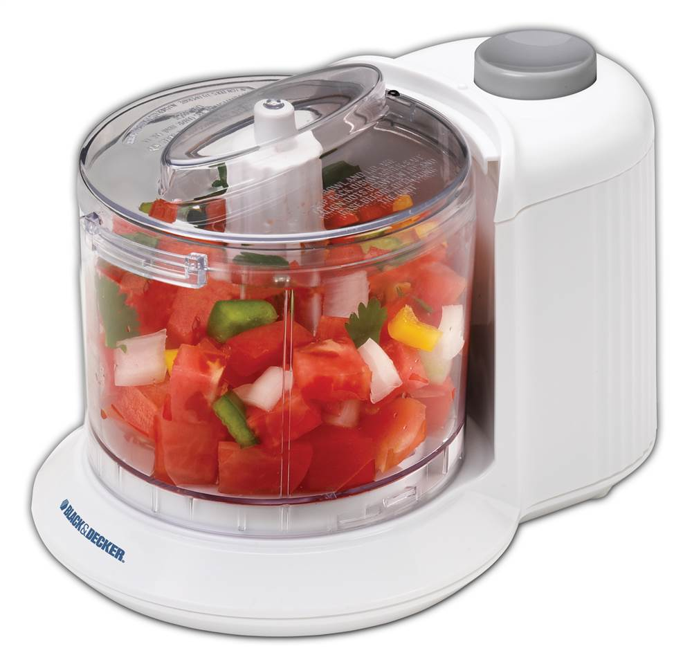Black and Decker One Touch Chopper