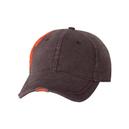Dri Duck 3307 Baseball Hat Unisex 3D Buck
