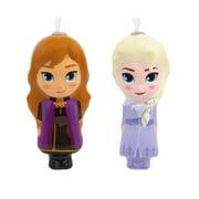 Disney Frozen Elsa & Anna Christmas Tree Ornaments 2 Pack Set