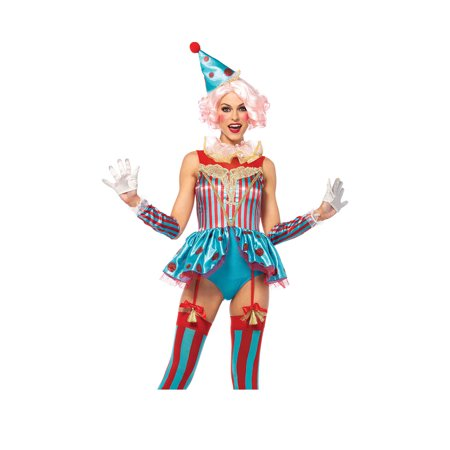 Leg Avenue Women's Delightful Circus Clown Costume](Circus Theme Costume)