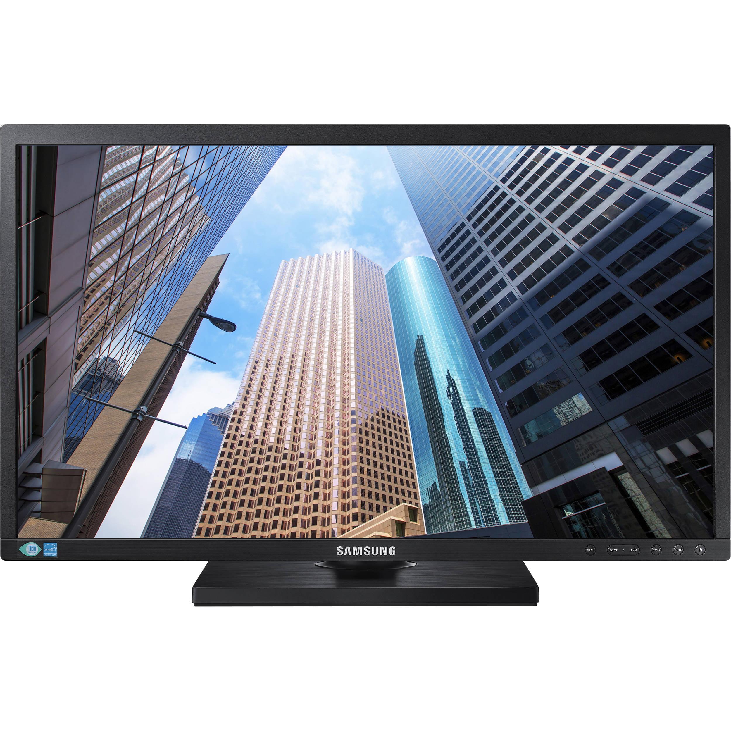"Samsung SE450 Series S22E450D - LED monitor - Full HD (1080p) - 21.5"""