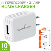 CyonGear 10-Watt/2.1-Amp High-Powered USB Home Charger for Apple, Samsung, and other Phones