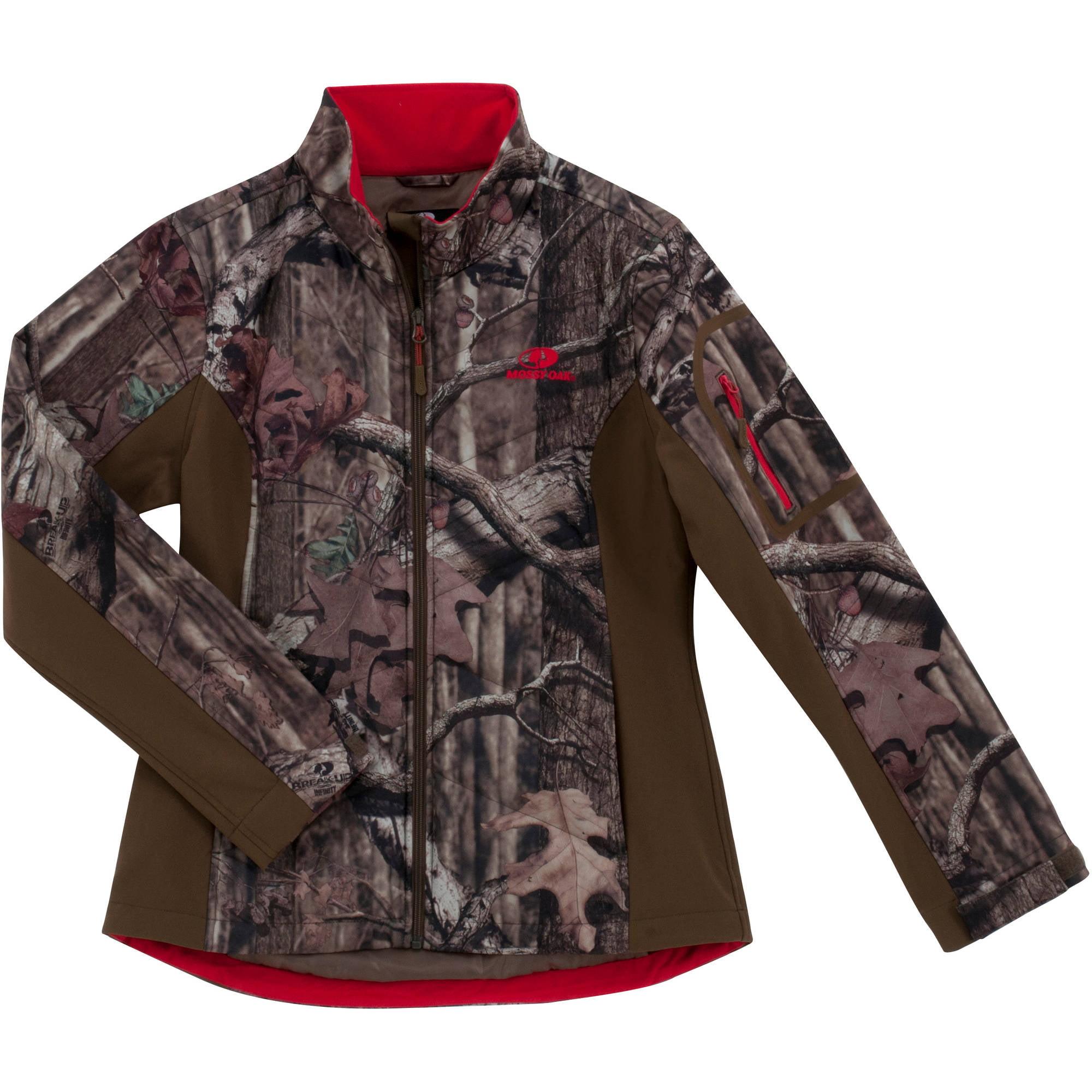 Mossy Oak Break-Up Infinity Women's Softshell Jacket