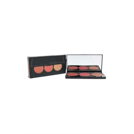 L.A. Lights Blush and Highlight Palette - Culver City Coral by SmashBox for Women - 1 Pc Palette 0.10 - image 1 de 3