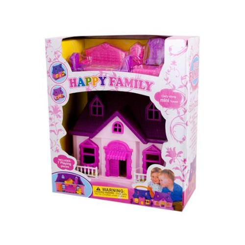 Bulk Buys OC012-16 Dream House Play Set