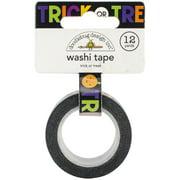 October 31st Washi Tape 15mm, 12yds-Trick Or Treat
