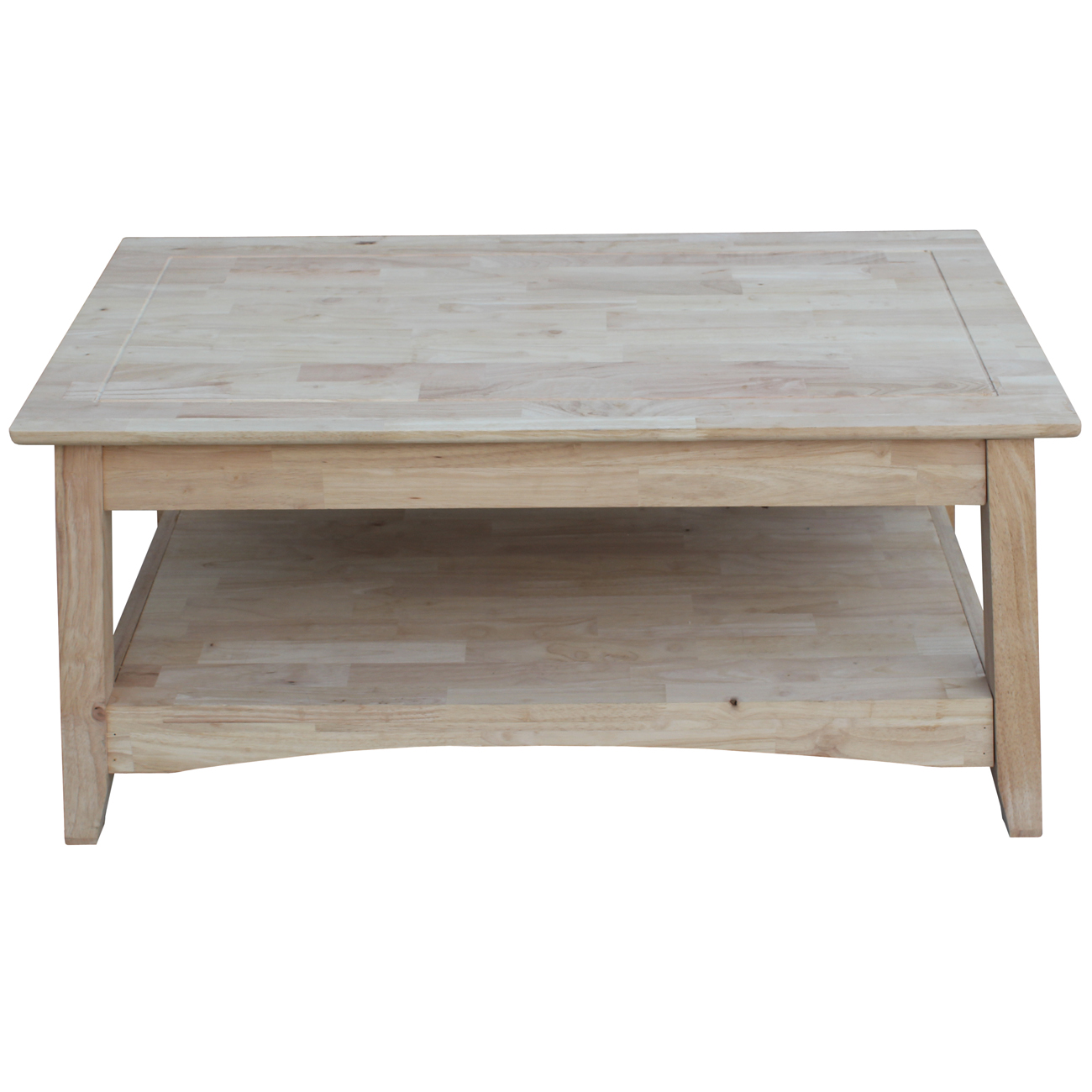 International Concepts Ot-4Tcl Bombay Tall Coffee Table with Lift Top, Ready To Finish