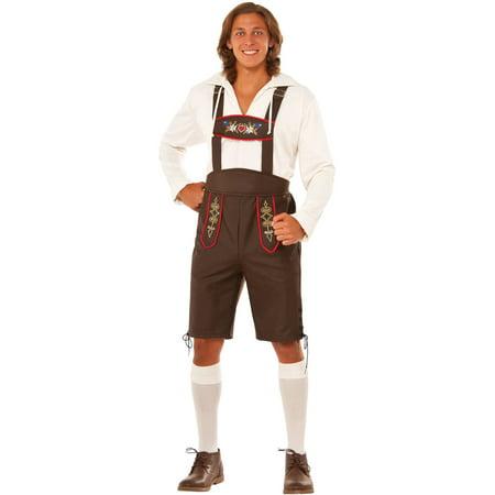 Beer Garden Man Adult Halloween Costume