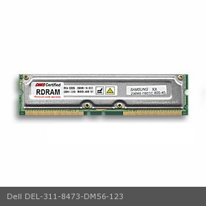 Dell 311-8473 equivalent 512MB DMS Certified Memory 800MH...