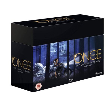 Once Upon a Time - Complete Seasons 1-7- 35-Disc Box Set ( Once Upon a Time - Seasons One and Two ) [ Blu-Ray, Reg.A/B/C Import - United Kingdom (As Time Goes By Complete Box Set)