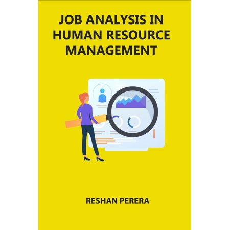 Job Analysis in Human Resource Management - eBook