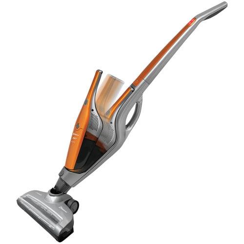 Koblenz KBZSVM144 Rechargeable Stick Vacuum 2-in-1 - Orange/Metallic Gray