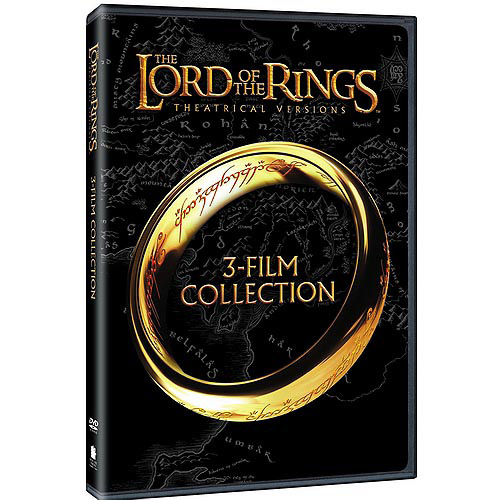 The Lord Of The Rings 3-Film Collection (Theatrical Versions) (Widescreen)