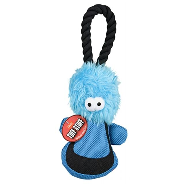 Hartz Tuff Stuff Faces Dog Toy  00752