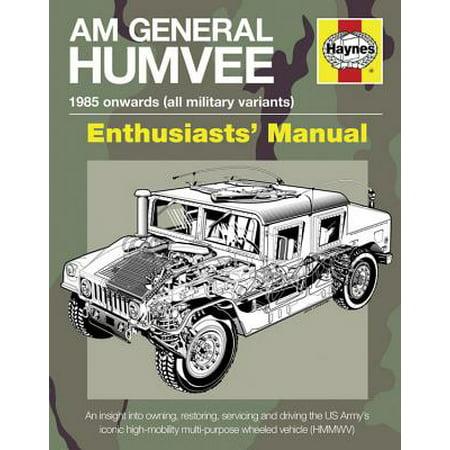 Grand Am Service Manual (Haynes AM General Humvee Enthusiasts' Manual : 1985 Onwards (All Military)