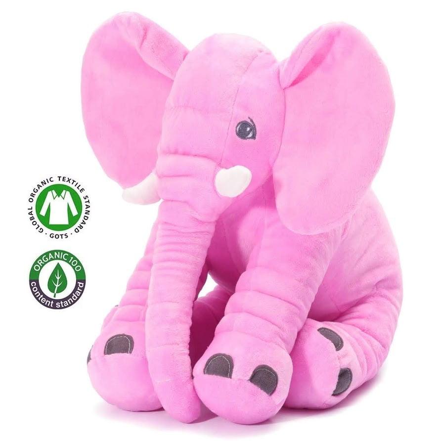 Stuffed Elephant Fluffy Giant Elephant Stuffed Animal Plush Toy