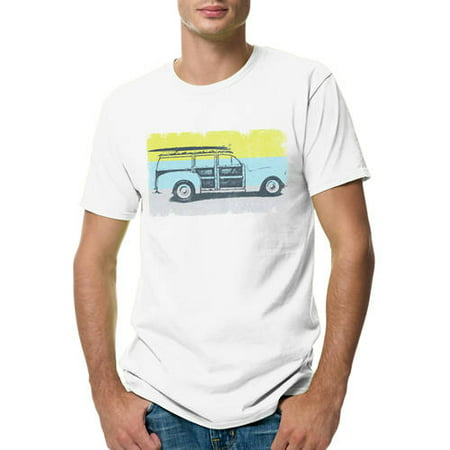 36c48a121 Hanes Men's Lightweight Graphic T-shirt - Vintage Cali Collection ...