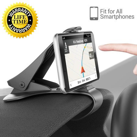 - Car Dashboard Holder Clamp Head-up Display Design Universal for All Cell Phone