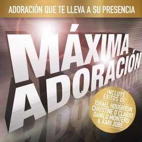 Spanish Audio Cd Maximum Worship