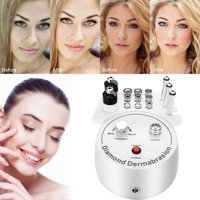 OTVIAP 3 in 1 Diamond Microdermabrasion Dermabrasion Machine Facial Beauty Instrument for Home Use(US),  Dermabrasion Machine, Spot Removal Device