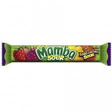 Mamba Sour Stick Single (Pack of 18)