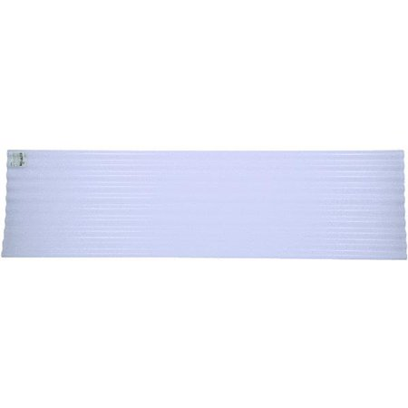Tuftex Seacoaster Corrugated PVC Panel