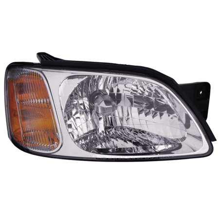 Fits 2000-2004 Subaru Legacy Brighton/L Passenger Right Headlight Lamp